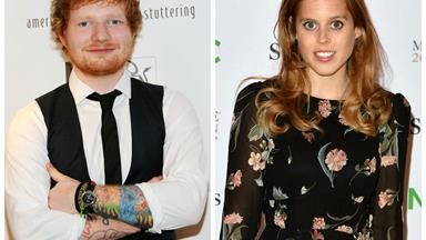 Ed Sheeran reveals the truth about the 'sword' incident with Princess Beatrice