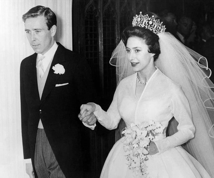 Before marrying Snowdon in 1960, Margaret had a highly-publicised relationship with Capt. Peter Townsend which is featured on the hit Netflix series, *The Crown*.