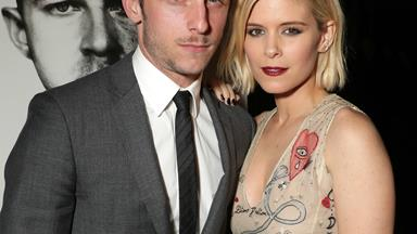 Kate Mara and Jamie Bell are engaged!