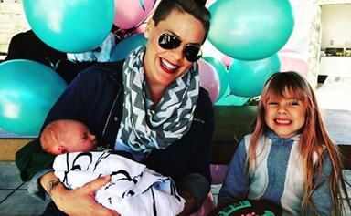 Pink throws her daughter the cutest party!