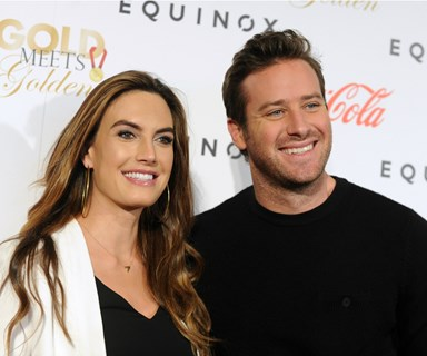 Armie Hammer and wife Elizabeth Chambers Hammer welcome a son!