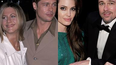 The most scandalous celebrity love triangles
