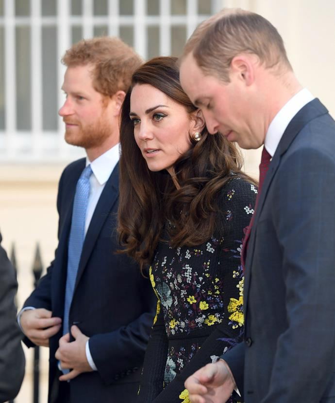 The young royals are putting their 'heads together' to do what they can to end the stigma surrounding mental health.