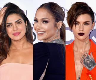 Priyanka Chopra, JLo, Ruby Rose