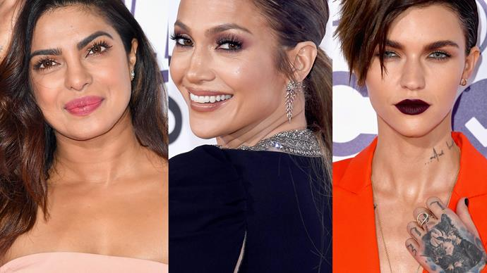 Priyanka Chopra, JLo, Ruby Rose