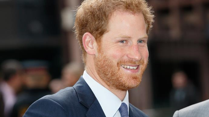 Prince Harry named Patron of Rhino Conservation Botswana
