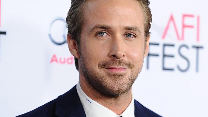 Actor Ryan Gosling has a new waxwork likeness