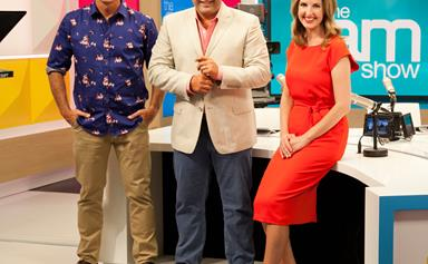 """""""Fresh new look"""" for Duncan Garner's The AM Show"""