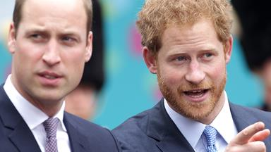 Prince William and Prince Harry's incredible tribute to Princess Diana
