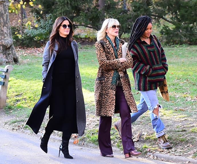 Talk about #squadgoals! These women mean business - and we love it!
