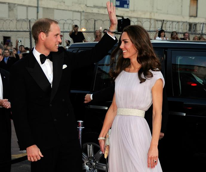 All eyes will be on Kate as she attends the upcoming award ceremony - we can't wait to see what she chooses to wear!