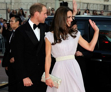 Prince William and Kate will attend the BAFTAs