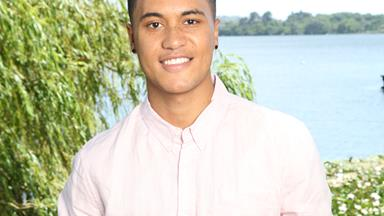 James Rolleston reveals how love helped him heal