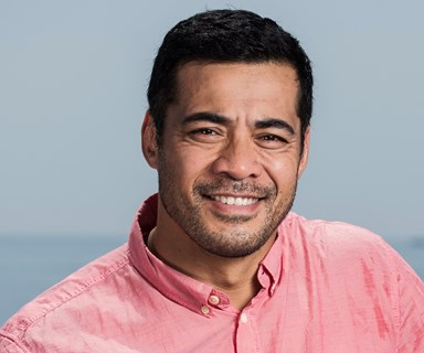 Shortland Street's Robbie Magasiva takes on triathlon for conservation cause