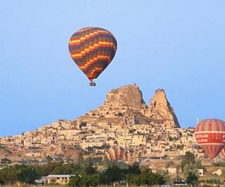 5 reasons to visit Cappadocia
