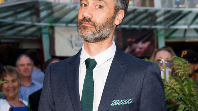 Director Taika Waititi