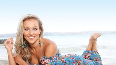 Captivating Kerry-Lee Dewing: I'm fit, fab and fierce