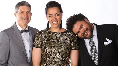 The Project hosts Jesse Mulligan, Josh Thomson and Kanoa Lloyd dish on their fast friendship