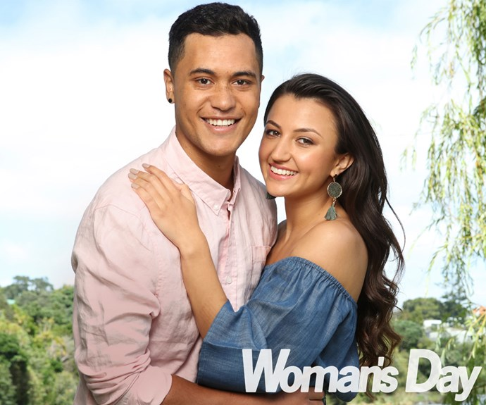 James Rolleston reveals how love healed him