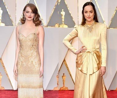 The best and worst dressed at the 2017 Oscars
