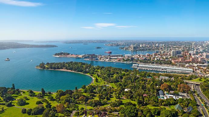 5 fabulous Sydney suburbs