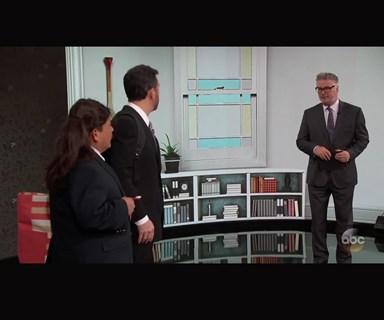 Jimmy Kimmel and Alec Baldwin recreate viral Shorty scene
