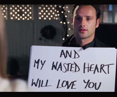 Andrew Lincoln spotted on set of Love Actually sequel