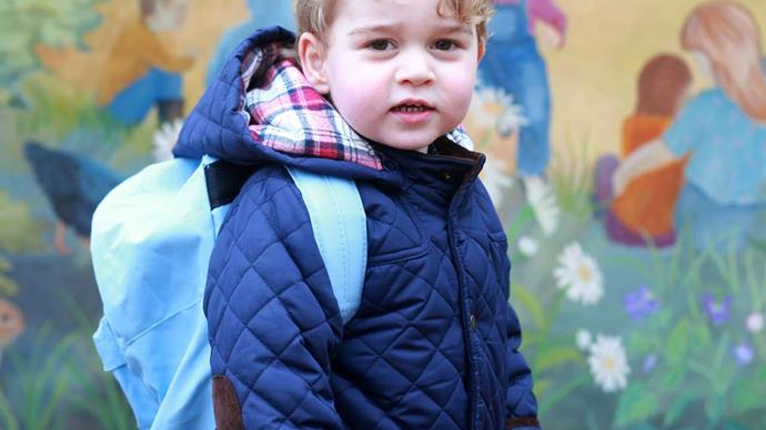 Prince George will attend primary school in September.