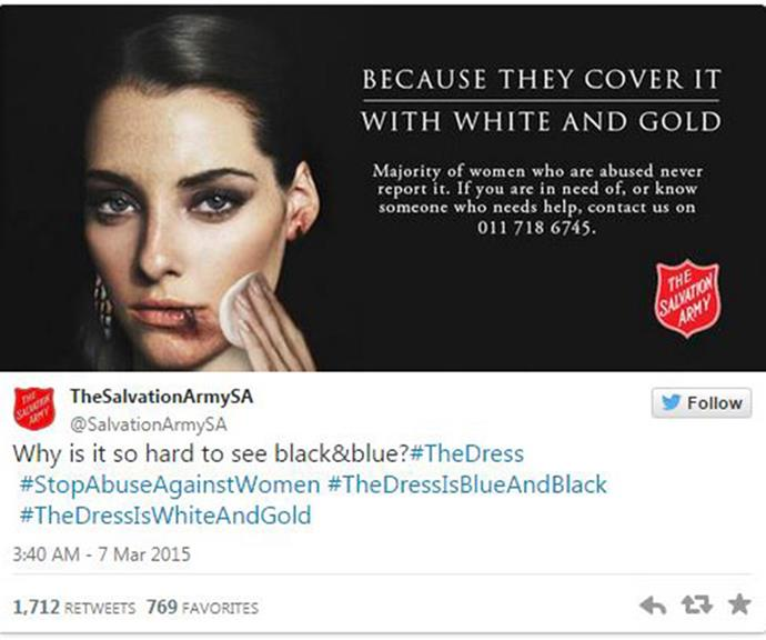 The second part of The Salvation Army's ad campaign raising awareness around domestic violence