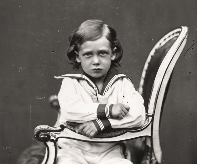 George V became King when his elder brother, Edward VII, died unexpectedly and reigned successfully for over 20 years.
