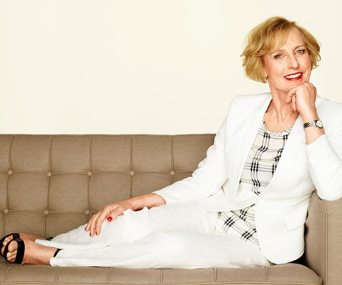 Cate McGregor kept her urges to be a woman a secret for 50 years. Photography: Michelle Holden Styling: Mattie Cronan