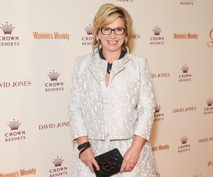 Rosie Batty at Crown Autumn Ladies Lunch