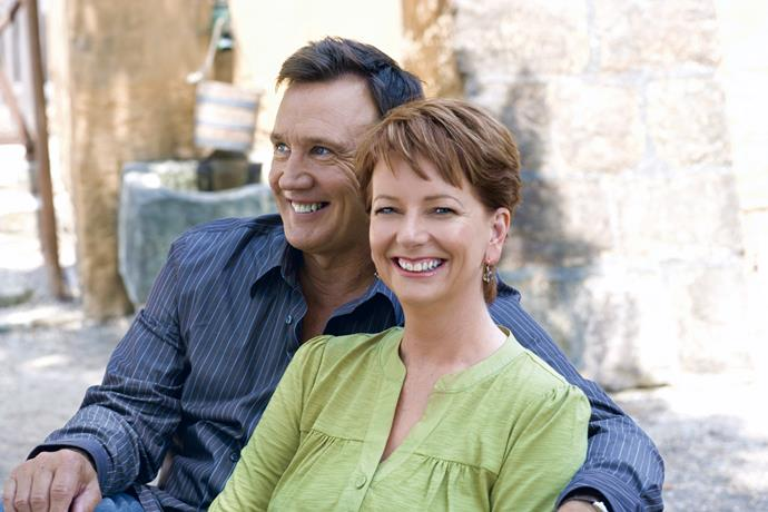 Julia Gillard and her partner, Tim Mathieson, posed for The Weekly in 2013.