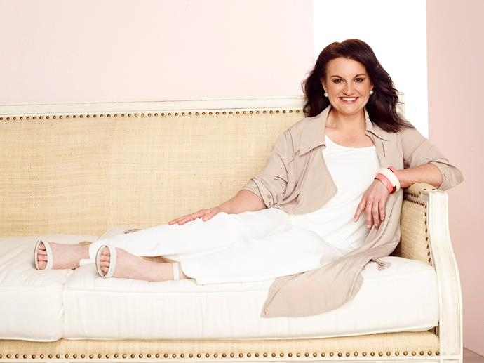 Senator Jacqui Lambie sprawled on the couch and told The Weekly about why she chose to go into politics in our January 2015 edition.