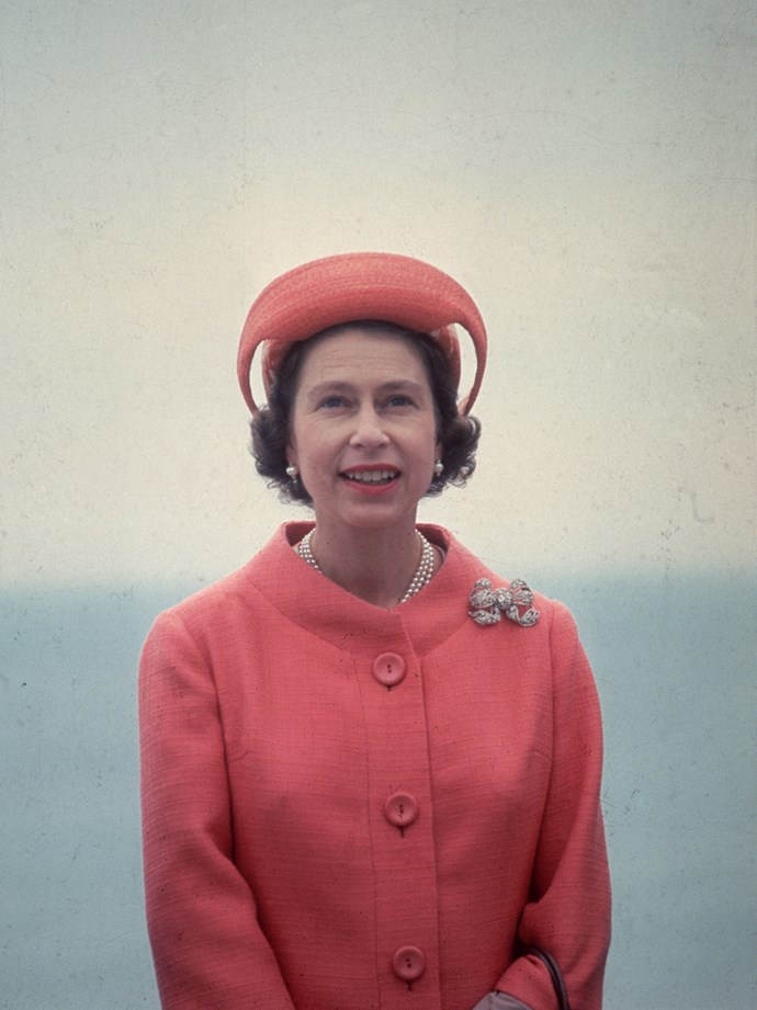 Queen Elizabeth: 91 glorious years in pictures