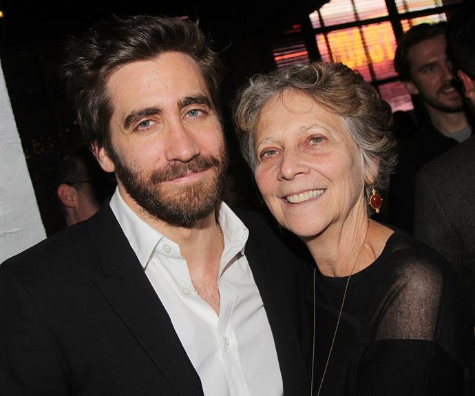 "**Jake Gyllenhaal and Naomi Foner Gyllenhaal:** ""I always bring my dates to my mother's house for the first date,"" said Gyllenhaal, ""I think that's a good move."""