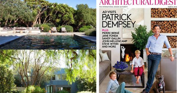 Patrick Dempseys Mcdreamy Malibu Home For Sale Australian
