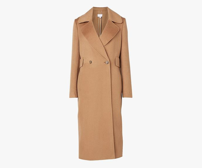 Witchery's [Hamilton Coat](http://www.witchery.com.au/shop/woman/clothing/jackets-and-coats/60176848/Hamilton-Coat.html), $499, is perfect for winter.