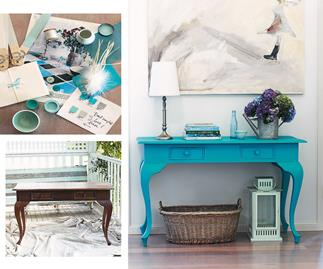 How to paint your furniture