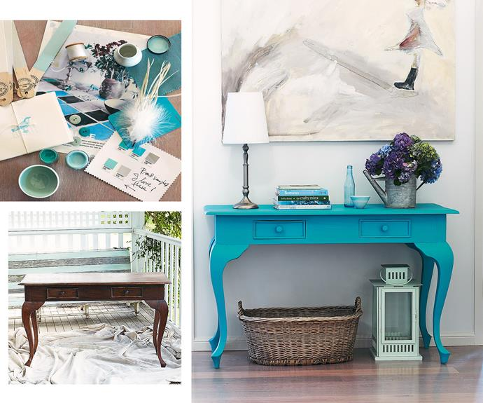 See the DIY tips on how to paint your own furniture.