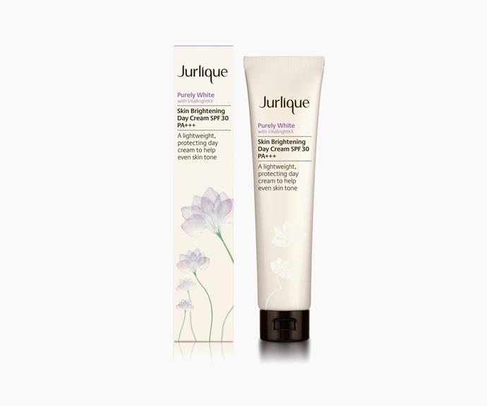 Jurlique Skin Brightening Day Cream SPF30, $70.00