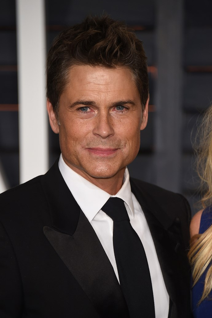 """**Rob Lowe** At the height of Lowe's addiction, he was embroiled in several sex scandals and broken relationships.   """"It was great. I loved it. Because I was ready. Problem is, people go into rehab and they're not ready. You want to get sober for your parents, you want to get sober for your job, you want to get sober for the cops, you want to get sober to protect your image. A lot of good reasons, by the way, but unfortunately, the only thing that works is that you have to want to get sober for you. So, I was ready. And so if they told me, 'Hey, Lowe, you've got to go stand in the corner on your head,' I would have done it."""""""
