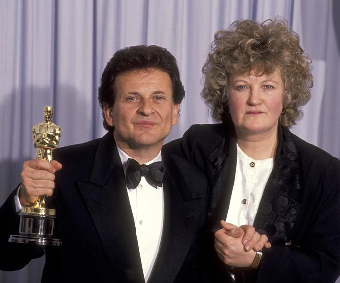 """**Short and sweet** Joe Pesci won the Oscar for Best Actor in *Good Fellas* in 1991, and wasn't one for long speeches. His lasted 4 seconds, and said simply, """"It was my privilege. Thank you."""""""