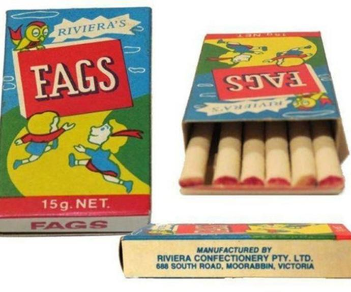 The last box of Fags (candy cigarettes, for the uninitiated) rolled off the production line 27 years ago.