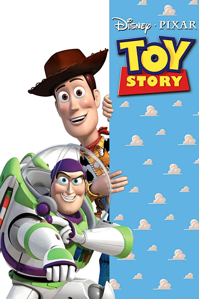 Toy Story was released 21 years ago.