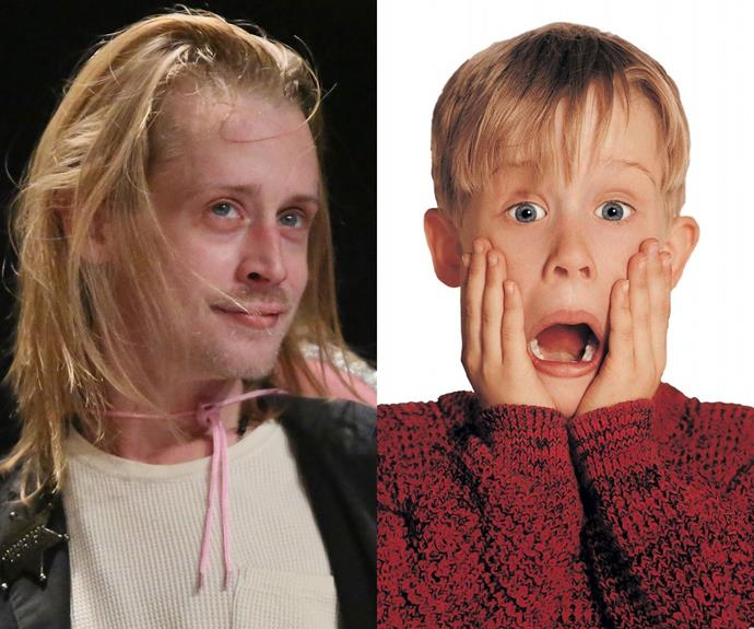 Macauley Culkin is 36 this year.