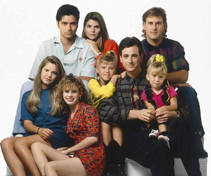 The last episode of Full House aired 21 years ago.