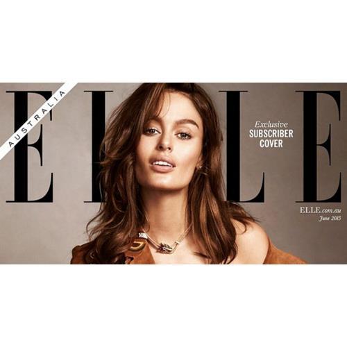 Elle Magazine Release Powerful Breastfeeding Cover