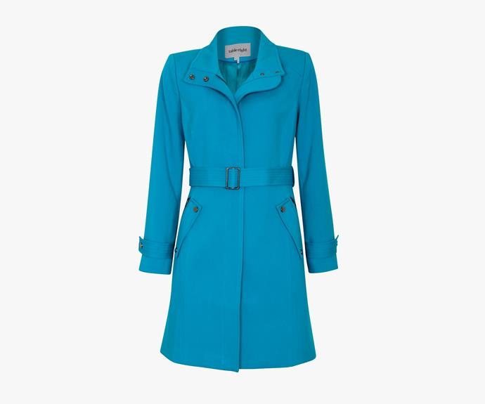 [Table Eight Isobel Statement Zip Front Coat](http://www.rockmans.com.au/clothing/outerwear/coat/table-eight-isobel-statement-zip-front-coat/p3514/col-light%20green), $189.99.
