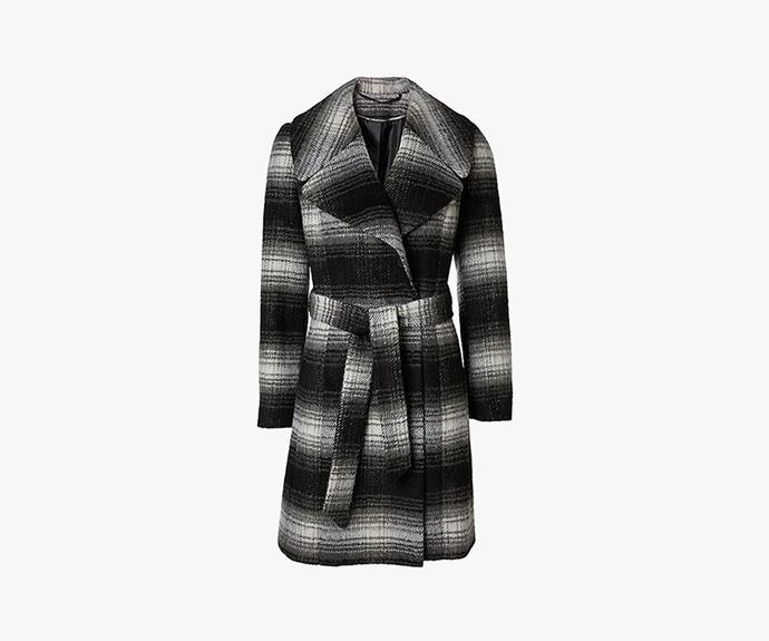 [Target Wrap Coat](http://www.target.com.au/p/wrap-coat-check/57111032), $99.